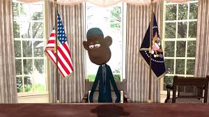 Oval Office Pics Obama Oval Office Made With Iclone 6 Youtube