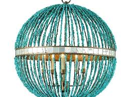 turquoise beaded chandelier turquoise beaded chandelier home design ideas turquoise beaded