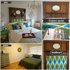 Diy Bedroom Makeovers - home decor 5 foot 12 creations be our guest guest bedroom makeover