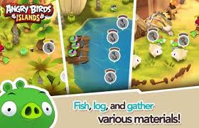 angry birds islands strategy game soft launches on android