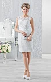 kurze brautkleider kurze brautkleider 2016 elegante linie weiße spitze hochgesteckte