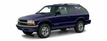 2001 chevrolet blazer overview cars com