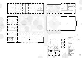 Cannon House Office Building Floor Plan by Phoenix House Sebastian Mariscal Studio Drawing Plan Phoenix