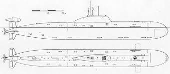 typhoon class submarine blueprint download free blueprint for 3d