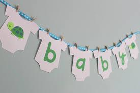 baby shower banner turtle baby shower banner turtle baby shower decorations boy