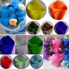 satin wrap tissue paper gift wrap kraft paper picture more detailed picture about 100pcs