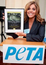after the jane velez was cancelled what does she do now with her time hln s jane velez mitchell nets peta award peta