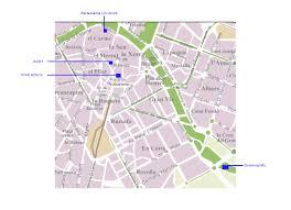 Valencia Spain Map by Valencia Meeting