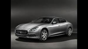 maserati car 2018 maserati quattroporte 2018 youtube