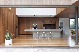 kitchen island sydney flipped house mck architects sydney australia kitchen