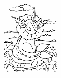 pokemon scout coloring page cute pokemon images pinterest