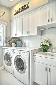 Laundry Room Wall Storage Laundry Room Wall Cabinets Brokenshaker