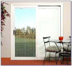 Blinds Sliding Patio Doors Patio Sliding Door With Blinds Islademargarita Info
