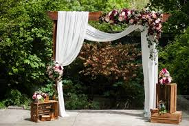 wedding arches meaning it wedding arch arbor chuppah mandap more western