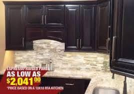 Discount Rta Kitchen Cabinets by Black Raised Panel Kitchen Cabinets Jockington Com