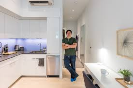 what it u0027s really like live in nyc u0027s first micro unit building