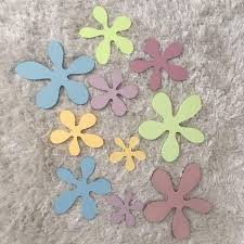 best 10 pc wooden flower wall decor for sale in yorkville ontario