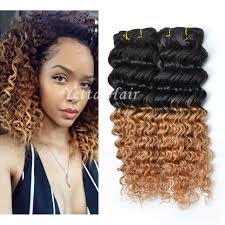 human hair extension grade real ombre human hair extensions wave ombre real hair