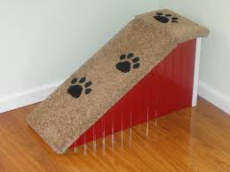 dog ramp for stairs idea how to build dog ramp for stairs plans