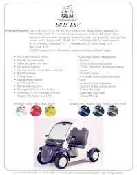 gem car e825 wiring diagram dolgular com
