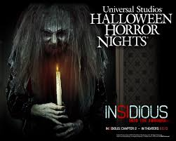 halloween horror nights sweepstakes 2017 the excitement for u0027insidious chapter 2 u0027 increases with a chance