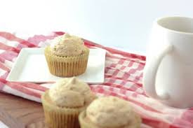 brown butter cupcakes with coffee buttercream honest cooking