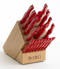 Kitchen Knives Set Reviews Kitchen U0026 Bar Cutco Cutco Set Cutco Steak Knives