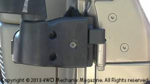 jeep wrangler door mirrors moses ludel s 4wd mechanix magazine review die tech road