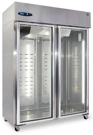 Glass Refrigerator Doors by Cr2s Fge Refrigerator Two Section Upright Full Glass Door