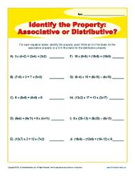 associative property of multiplication worksheets 3rd grade