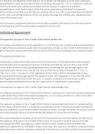 federal register adoption of revised registration form 8 r