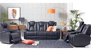 Harvey Norman Recliner Chairs Stanbury 3 Seater Future Fabric Powered Recliner Sofa Recliner