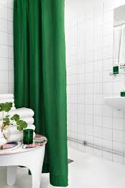 green and white bathroom ideas 25 best green shower curtains ideas on tropical