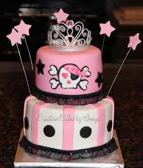 18 cake design pirate princess party images