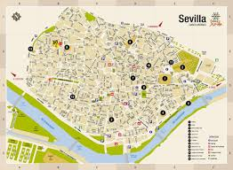 Granada Spain Map by Map Of Seville Spain Imsa Kolese