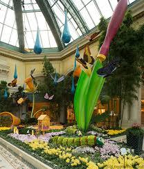 Bellagio Botanical Garden Butterflies Fly High In Bellagio S Celebration Garden
