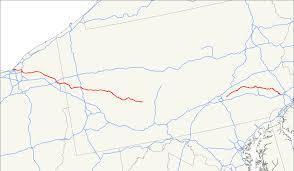 Iup Map U S Route 422 Wikipedia