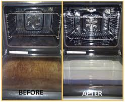 the best way clean an oven