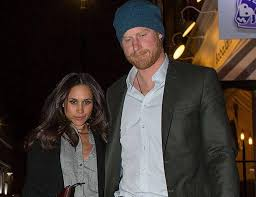 Meghan Markle And Prince Harry Prince Harry Pictured Looking Thin Amid Meghan Markle Engagement