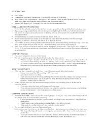 Resume Interest Examples by Sample Cv With Hobbies And Interest Resume Examples Wonderful 10