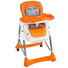 chaise bebe tectake confort chaise haute de bébé pliable diverses couleurs au