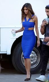 blue cutout dress archives my fash avenue