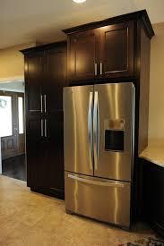 interior free standing pantry for inspiring interior kitchen