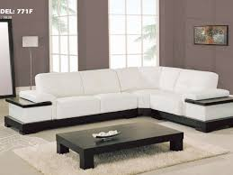 Light Gray Leather Sofa by Furniture 42 Interior Gray Leather Sofa Chaise Lounge With