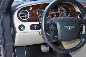 bentley steering wheels 2007 bentley continental gt gt60 limited edition stock r336a for