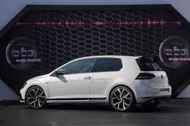 golf volkswagen 2016 steroidal vw golf tcr racer officially joins the gti family