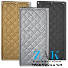sound proof curtain acoustic curtain blanket manufacturer