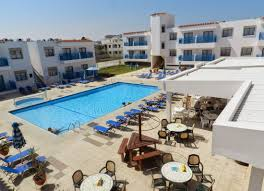 evabelle hotel apartments ayia napa are popular and lively