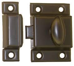 cupboard latch oil rubbed bronze finish item ulab4 winter