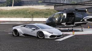 Lamborghini Huracan Liberty Walk - liberty walk lamborghini huracan lp610 4 gta5 mods com